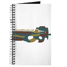 Cute P90 Journal