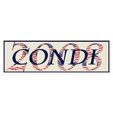 Condi Bumper Bumper Sticker