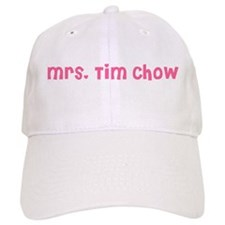 Mrs. Tim Chow Baseball Cap