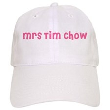 Mrs Tim Chow Baseball Cap