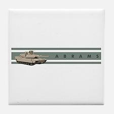 Abrams Tile Coaster