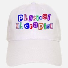Physical Therapist Colors Baseball Baseball Cap