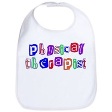 Physical Therapist Colors Bib