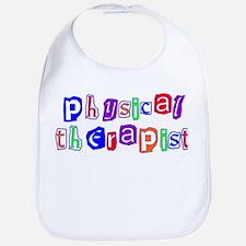 Physical Therapist Colors Bib