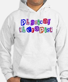 Physical Therapist Colors Hoodie