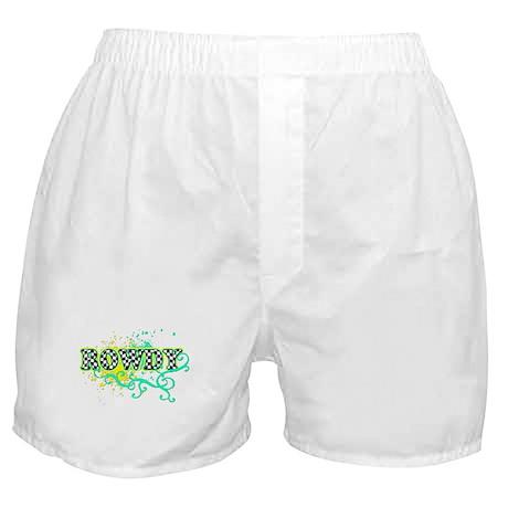 Rowdy 1 Boxer Shorts