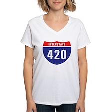 Interstate 420 Shirt