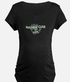 Massage Class of T-Shirt