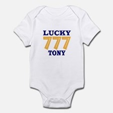 Lucky Tony Infant Bodysuit