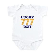 Lucky Tony Onesie