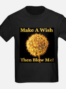 Make A Wish Then Blow Me! T