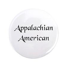 "Appalachian American 3.5"" Button"