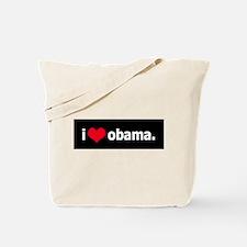 I *heart* Obama Tote Bag