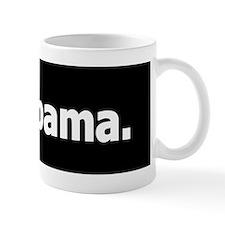 I *heart* Obama Mug