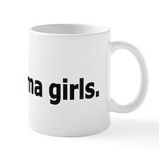 I *heart* obama girls Mug