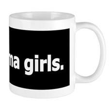 I *heart* obama girls Mug