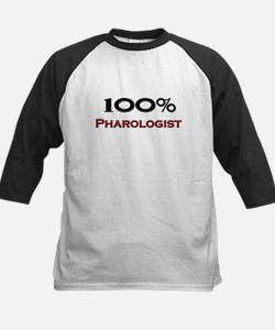 100 Percent Pharologist Kids Baseball Jersey