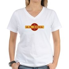 A.S. ROMA BADGE Shirt