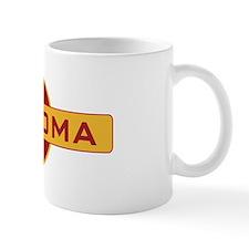 A.S. ROMA BADGE Small Mug