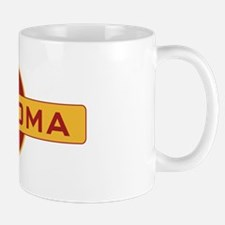 A.S. ROMA BADGE Small Small Mug