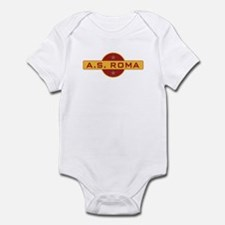 A.S. ROMA BADGE Infant Bodysuit