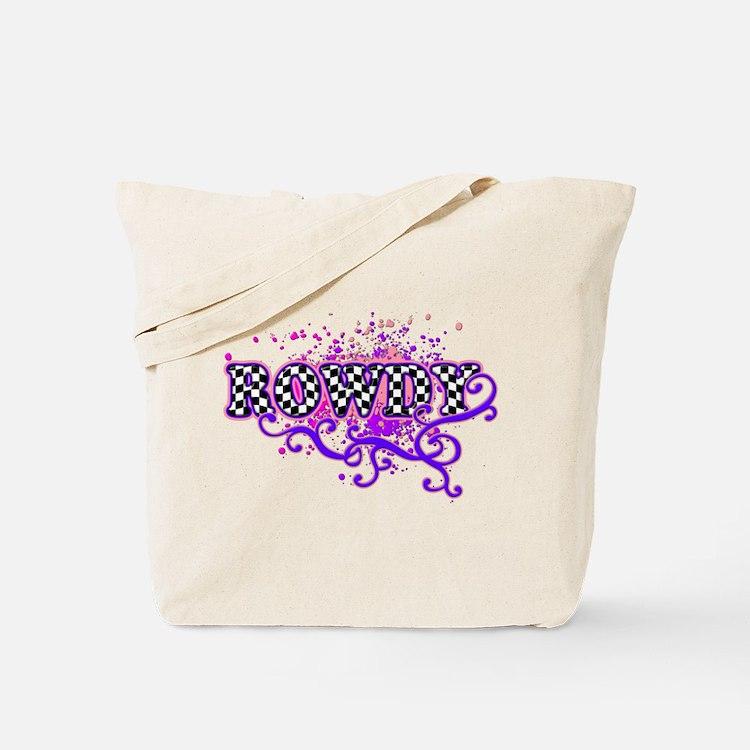 Rowdy 2 Tote Bag