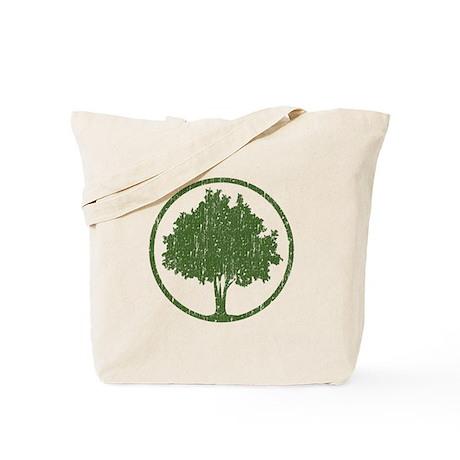 Vintage Tree Tote Bag