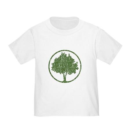 Vintage Tree Toddler T-Shirt