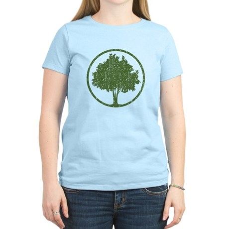 Vintage Tree Women's Light T-Shirt