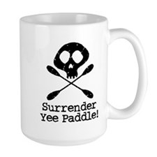 Kayaking Pirate Mug