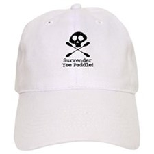 Kayaking Pirate Baseball Cap