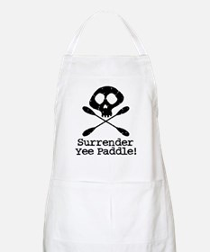 Kayaking Pirate BBQ Apron