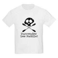 Kayaking Pirate T-Shirt