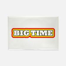 Big Time Rectangle Magnet
