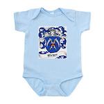 Meyer Family Crest Infant Creeper