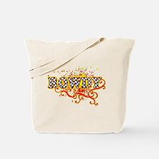 Rowdy 3 Tote Bag