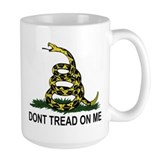 Rebel flags Coffee Mugs