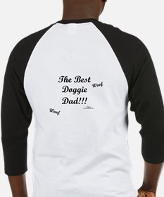 Golden Father's Day Baseball Jersey