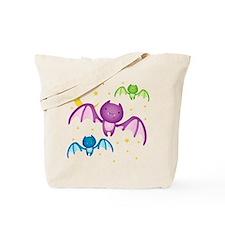 Drippy the Bat Tote Bag