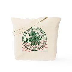 Organic Guy Tote Bag