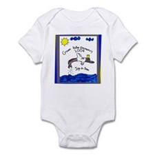 Jog-A-Thon Infant Bodysuit