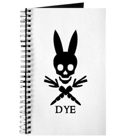 DYE (black) Journal