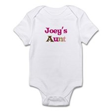Joey's Aunt Infant Bodysuit