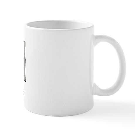 Please don't feed the Christo Mug