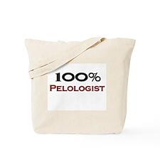 100 Percent Pelologist Tote Bag