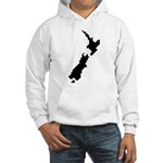 Pixel NZ Hooded Sweatshirt