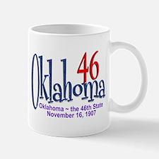 Oklahoma 46 Mug