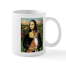 Mona Lisa's Basenji Mug