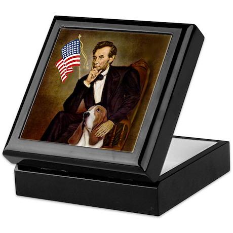 Lincoln & Basset Keepsake Box