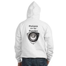 Pistons are for Pussies Hoodie